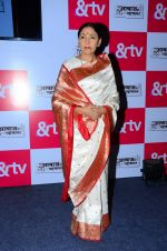Deepti Naval at new tv show launch in Mumbai on 26th Feb 2016 (23)_56d18bc02ec97.JPG