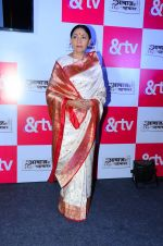 Deepti Naval at new tv show launch in Mumbai on 26th Feb 2016 (24)_56d18bc136bf9.JPG