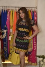 Kehkashan Patel at abusandeep store launch in bandra on 26th Feb 2016