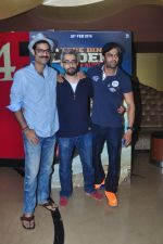 Manish Paul, Sikander Kher, Abhishek Sharma at Tere Bin Laden 2 screening in Mumbai on 26th Feb 2016 (18)_56d18a9c06d43.JPG