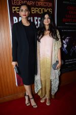 Sonam Kapoor, Rhea Kapoor at Pernia Qureshi_s dance recital at NCPA on 26th Feb 2016 (66)_56d18c919eb41.JPG