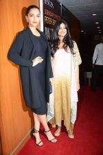 Sonam Kapoor, Rhea Kapoor at Pernia Qureshi_s dance recital at NCPA on 26th Feb 2016 (68)_56d18c92db9c3.JPG