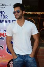Armaan Jain at Shilpa Shetty_s friendly match in Mumbai on 27th feb 2016 (7)_56d2c56726c05.JPG