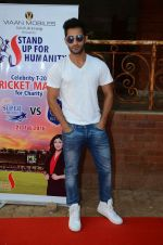 Armaan Jain at Shilpa Shetty_s friendly match in Mumbai on 27th feb 2016 (9)_56d2c56a363b1.JPG