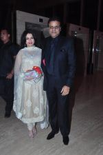 Bhagyashree at Dr Aggarwal_s daughter_s wedding in Mumbai on 27th Feb 2016 (3)_56d2c7107ff64.JPG