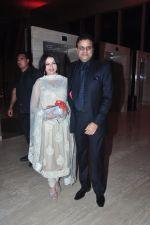 Bhagyashree at Dr Aggarwal_s daughter_s wedding in Mumbai on 27th Feb 2016 (4)_56d2c712b07b6.JPG