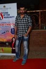 Jay Bhanushali at Shilpa Shetty_s friendly match in Mumbai on 27th feb 2016 (16)_56d2c592e29dd.JPG