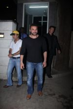 Sohail Khan snapped outside Anu Dewan_s house on 27th Feb 2016 (2)_56d2c3f8398c9.JPG