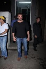 Sohail Khan snapped outside Anu Dewan_s house on 27th Feb 2016 (4)_56d2c3f96b557.JPG