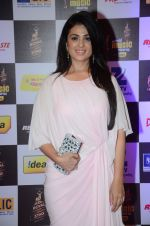 Aarti Chhabria at radio mirchi awards red carpet in Mumbai on 29th Feb 2016