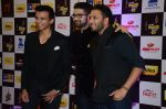 Abhijeet Sawant at radio mirchi awards red carpet in Mumbai on 29th Feb 2016