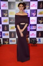 Aditi Rao Hydari at radio mirchi awards red carpet in Mumbai on 29th Feb 2016