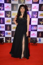 Aditi Singh Sharma at radio mirchi awards red carpet in Mumbai on 29th Feb 2016