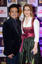 Adnan Sami at radio mirchi awards red carpet in Mumbai on 29th Feb 2016