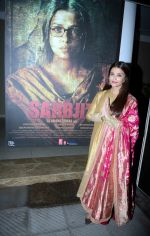 Aishwarya Rai Bachchan at the first look launch of Sarbjit in Delhi on 29th Feb 2016 (48)_56d5a69e7c264.JPG
