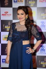 Akriti Kakkar at radio mirchi awards red carpet in Mumbai on 29th Feb 2016