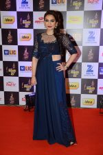 Akriti Kakkar at radio mirchi awards red carpet in Mumbai on 29th Feb 2016 (226)_56d59d8b8692e.JPG