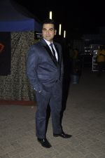 Arbaaz Khan shoot for Power Couple finals on 28th Feb 2016