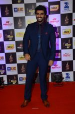 Arjun Kapoor at radio mirchi awards red carpet in Mumbai on 29th Feb 2016