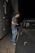 Arjun Rampal snapped post shoot at Filmcity on 28th Feb 2016