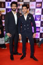 Armaan Malik, Amaal Malik at radio mirchi awards red carpet in Mumbai on 29th Feb 2016
