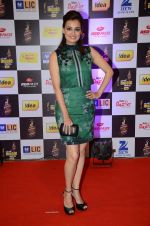Dia Mirza at radio mirchi awards red carpet in Mumbai on 29th Feb 2016 (80)_56d59e08d59d7.JPG