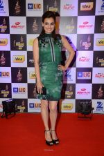 Dia Mirza at radio mirchi awards red carpet in Mumbai on 29th Feb 2016