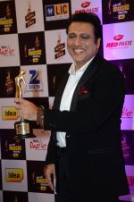 Govinda at radio mirchi awards red carpet in Mumbai on 29th Feb 2016
