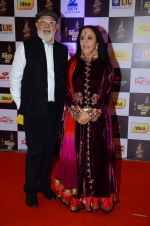 Ila Arun at radio mirchi awards red carpet in Mumbai on 29th Feb 2016
