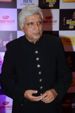 Javed Akhtar at radio mirchi awards red carpet in Mumbai on 29th Feb 2016