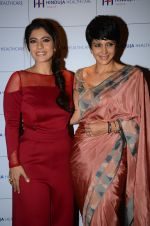 Kajol and Mandira Bedi at Hinduja launch in Mumbai on 29th Feb 2016 (41)_56d542a48af0b.JPG