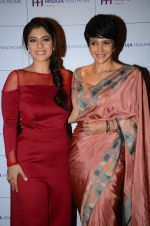 Kajol and Mandira Bedi at Hinduja launch in Mumbai on 29th Feb 2016 (42)_56d5430526f74.JPG