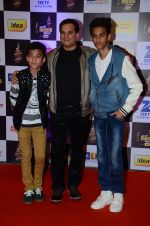 Lalit Pandit at radio mirchi awards red carpet in Mumbai on 29th Feb 2016