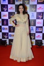 Madhurima Nigam at radio mirchi awards red carpet in Mumbai on 29th Feb 2016