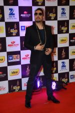 Mika Singh at radio mirchi awards red carpet in Mumbai on 29th Feb 2016