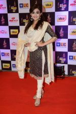 Monali Thakur at radio mirchi awards red carpet in Mumbai on 29th Feb 2016