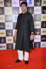 Parsoon Joshi at radio mirchi awards red carpet in Mumbai on 29th Feb 2016