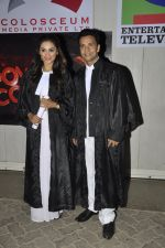Purbi Joshi shoot for Power Couple finals on 28th Feb 2016