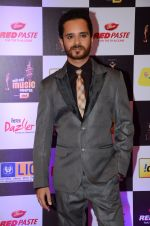 Raghav Sachar at radio mirchi awards red carpet in Mumbai on 29th Feb 2016 (31)_56d59fb246a37.JPG