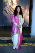 Richa Chadda at the first look launch of Sarbjit in Delhi on 29th Feb 2016 (69)_56d5a7a14fab0.JPG