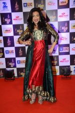 Rituparna Sengupta at radio mirchi awards red carpet in Mumbai on 29th Feb 2016