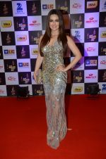 Sana Khan at radio mirchi awards red carpet in Mumbai on 29th Feb 2016