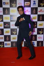 Shakti Kapoor at radio mirchi awards red carpet in Mumbai on 29th Feb 2016
