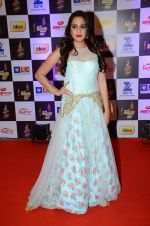 Shweta Pandit at radio mirchi awards red carpet in Mumbai on 29th Feb 2016