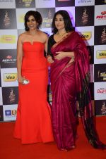 Sonali Kulkarni, Vidya Balan at radio mirchi awards red carpet in Mumbai on 29th Feb 2016 (286)_56d5a04a33d1b.JPG