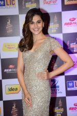 Taapsee Pannu at radio mirchi awards red carpet in Mumbai on 29th Feb 2016 (401)_56d5a0b36c5c4.JPG