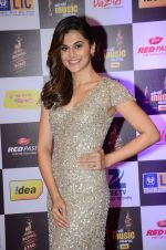 Taapsee Pannu at radio mirchi awards red carpet in Mumbai on 29th Feb 2016