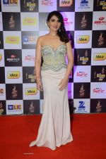 Tina Ahuja at radio mirchi awards red carpet in Mumbai on 29th Feb 2016