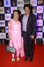 Udit Narayan at radio mirchi awards red carpet in Mumbai on 29th Feb 2016