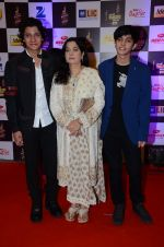Vijayta Pandit at radio mirchi awards red carpet in Mumbai on 29th Feb 2016